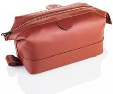 Truefitt & Hill Gentleman's Wash Bag (Tan)