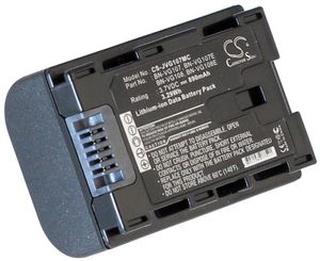 JVC GZ-E205, 3.6(3.7V), 890 mAh