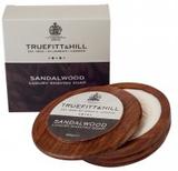 Truefitt & Hill Sandalwood Luxury Shaving Soap Woo