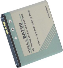 Sony Ericsson Xperia Tipo, 3.6V (3.7V), 1500 mAh