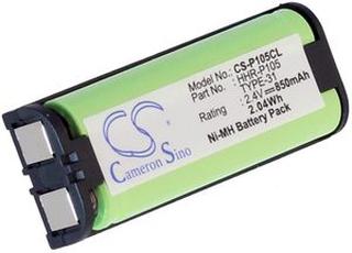 Panasonic KX-TG6700, 2.4V, 850 mAh