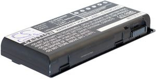 MSI GX660, 11.1V, 6600 mAh