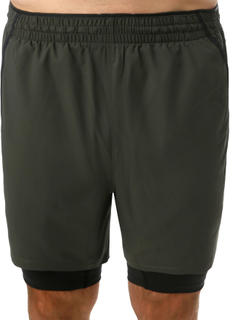 Qualifier 2in1 Shorts Herrar