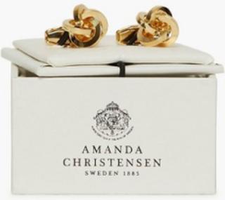 Amanda Christensen Cufflinks Mansjettknapper Gold