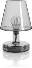 Transloetje bordslampa Grey