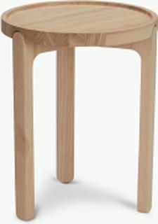 Indskud bord Ash Ø34 cm