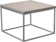 Mystic soffbord Betong/galvat kub 60x60 cm