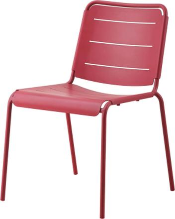 Copenhagen stol Marsala röd