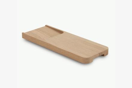 Chop skärbräda Oak 18x46 cm