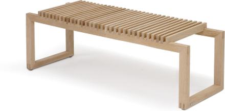 Cutter bänk Oak 121x40 cm