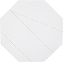 Pinboard A3 Vit 52x52 cm