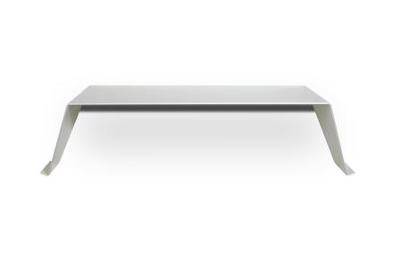 DESK01 väggskrivbord Vit 140x50 cm