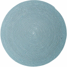 Defined utomhusmatta Beige/grå/turkos 200 cm