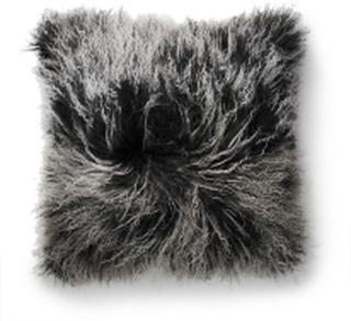 Shansi prydnadskudde Black snowtop 40x40 cm