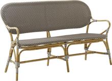 Isabell bänk Cappucino 165x59 cm