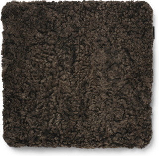 Curly dyna New brown mellange 45x45 cm
