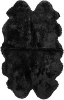 Gently pläd Black 180x120 cm