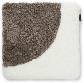 Curly dyna White/sahara 45x45 cm