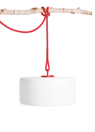 Thierry le swinger lampa Red