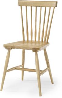 Birka stol Oljad björk