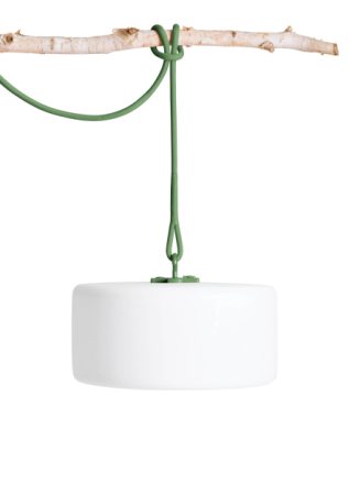 Thierry le swinger lampa Industrial green