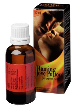 FLAMING LOVE POTION 30 ml