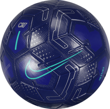 Nike Cr7 Nk Strk-ho19 Jalkapallot BLUE VOID/SILVER/A