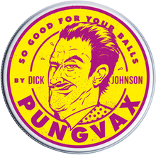 Pungvax By Dick Johnson