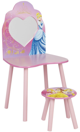 Disney Prinsessa sminkbord, Worlds Apart - Barnmöbler Disney Princess 642245