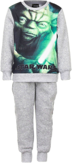 Grå Star Wars Yoda Kosedress til Gutt