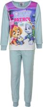 Ljus Blå Paw Patrol Pyjamas   Mysdress i Fleece till Barn 2feca5dc9d279