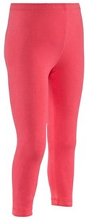 Minymo Basic Leggings Clear Red 140 cm (9-10 år)