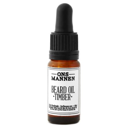 Skjeggolje - Timber