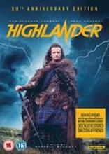 Highlander - 30th Anniversary Edition (Tuonti)