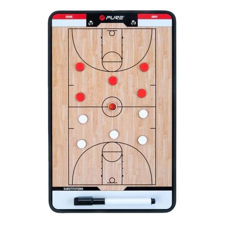 Pure2Improve Coach Board - Basket