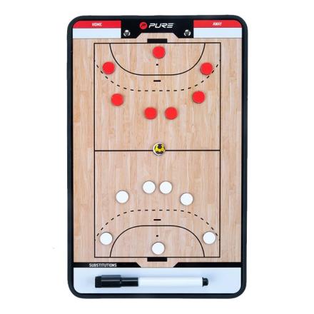Pure2Improve Coach Board - Handboll