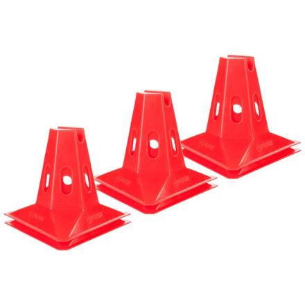 Pure2Improve Cones - 6-pack - Traeningsmaskiner