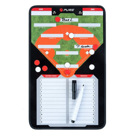 Pure2Improve Coach Board - Baseboll