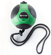Pure2Improve Medicine Ball With Rope