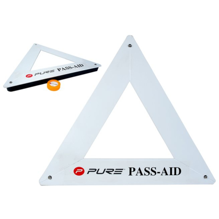 Pure2Improve Icehockey Triangle Rebounder