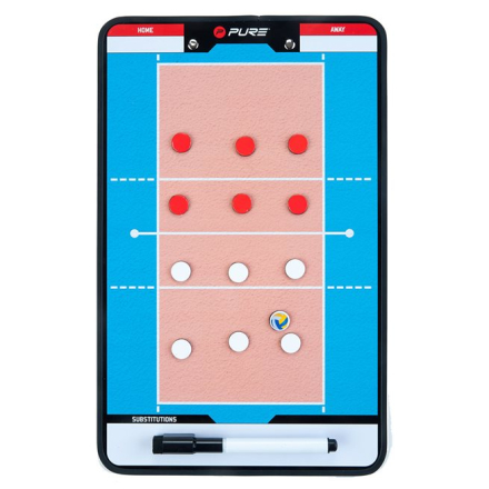 Pure2Improve Coach Board - Volleyboll