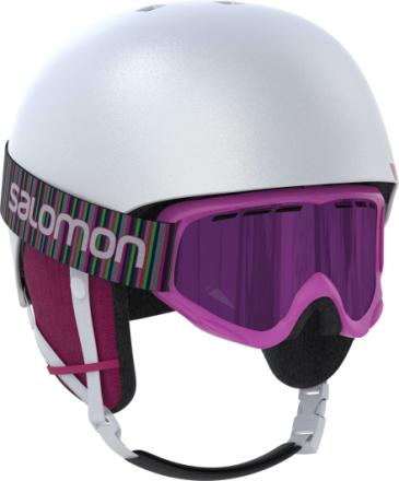 Kiana JR Helmet 17/18 Valkoinen M