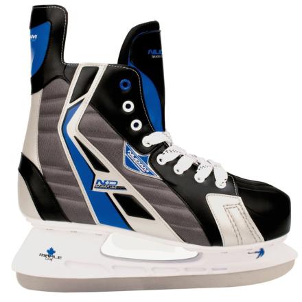 Nijdam Ishockeyskøyter størrelse 43 polyester 3386-ZBZ-43