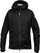 Fjällräven Keb Eco-Shell Jacket Mens, Black