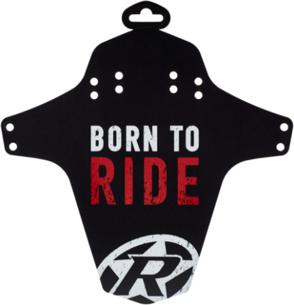 Reverse Born to Ride Mudguard red 2020 Stänkskärmar