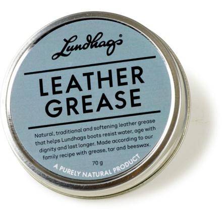 Lundhags Lundhags Leather Grease Skovård Vit OneSize
