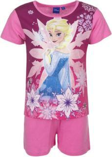 Rosa Anna og Elsa Pyjamas til Jente