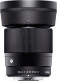 SIGMA AF 30mm f/1.4 DN DC Contemporary MFT Olympus