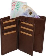 Plånbok SYDNEY HERR Brun