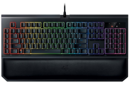 Razer BlackWidow Chroma v2 Nordic- Orange